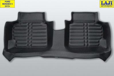 5D коврики в салон Ford Mondeo 5 201-н.в. 9