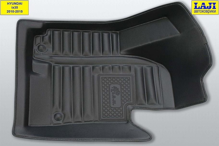5D коврики в салон Hyundai ix35 2010-2015 3