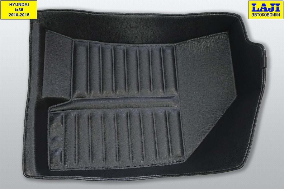 5D коврики в салон Hyundai ix35 2010-2015 5