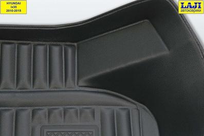5D коврики в салон Hyundai ix35 2010-2015 6