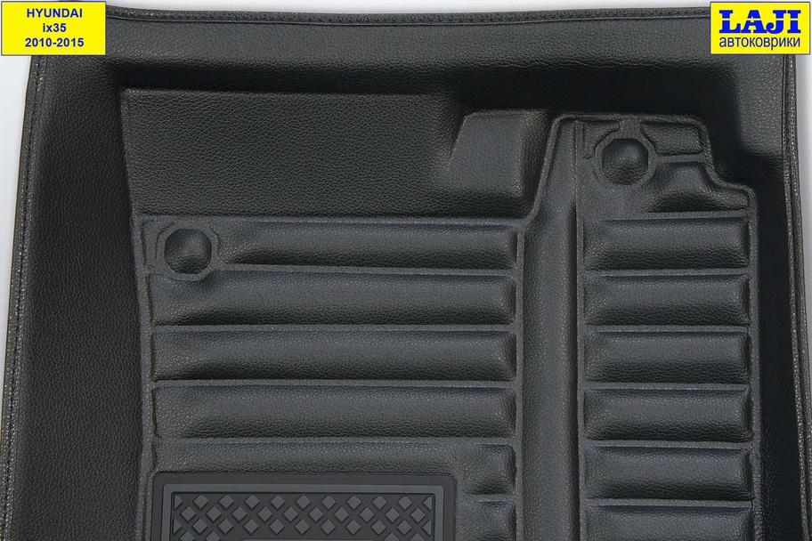 5D коврики в салон Hyundai ix35 2010-2015 8