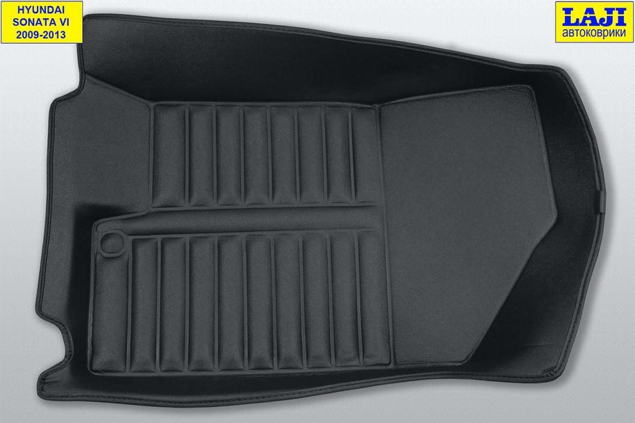 5D коврики в салон Sonata 6 2009-2013 4
