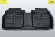 5D коврики в салон Hyundai Sonata 7 2014-2019 10
