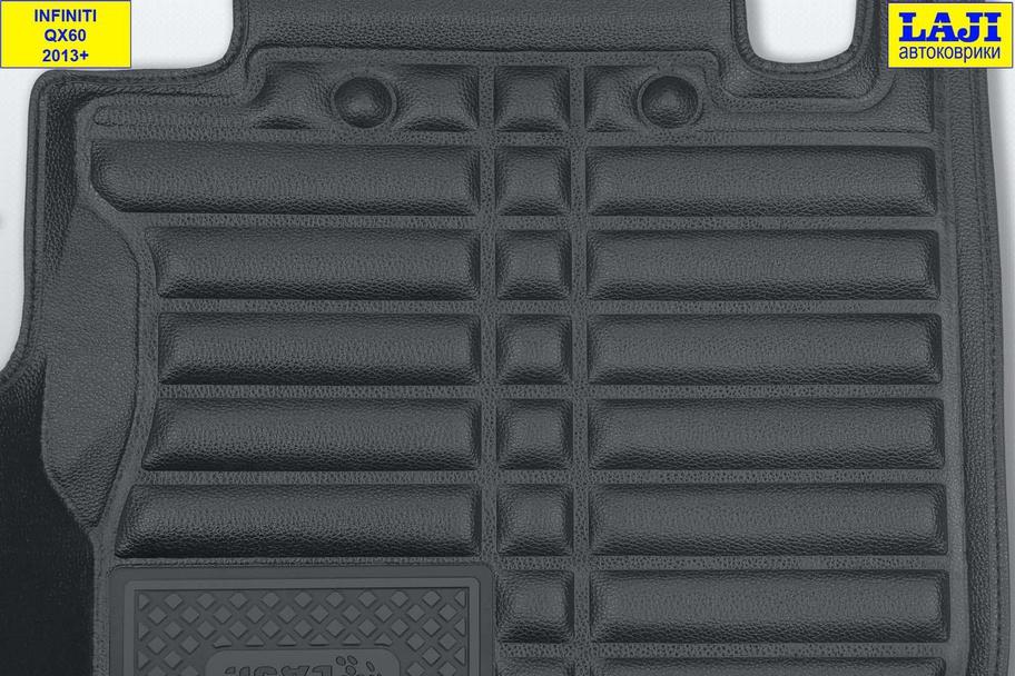 5D коврики в салон Infiniti QX60 2013-н.в. 8