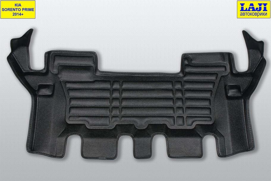 5D коврики в салон KIA Sorento Prime UM 2014-2020, 7 мест 11