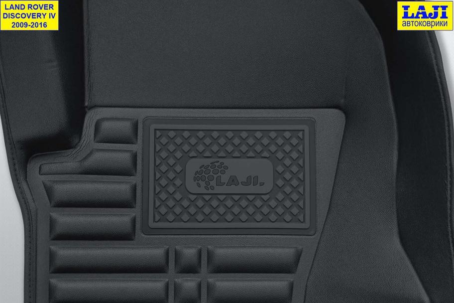 5D коврики в салон Land Rover Discovery 4 2004-2009 7