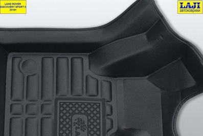 5D коврики в салон Land Rover Discovery Sport 2 2019-н.в. 6