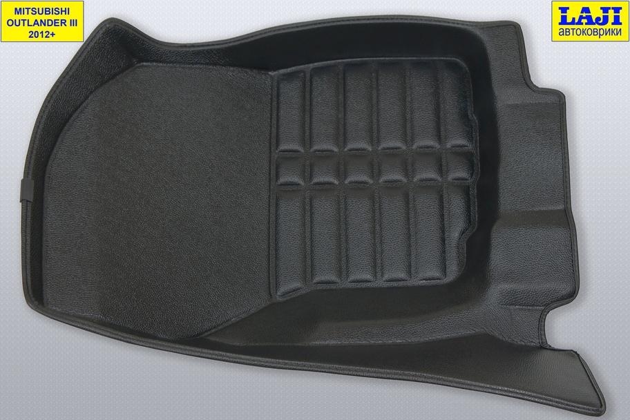 5D коврики в салон Mitsubishi Outlander III 2012-н.в. 5