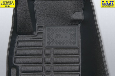 5D коврики в салон Mitsubishi Outlander III 2012-н.в. 7