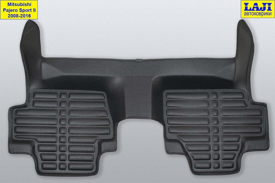 5D коврики в салон Mitsubishi Pajero Sport 2 2008-2016 9