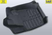 5D коврики в салон Skoda Rapid 1 2012-2020 3