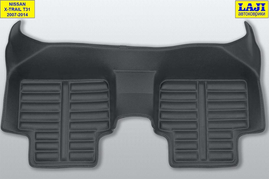 5D коврики в салон Nissan X-Trail 2 T31 2007-2014 10
