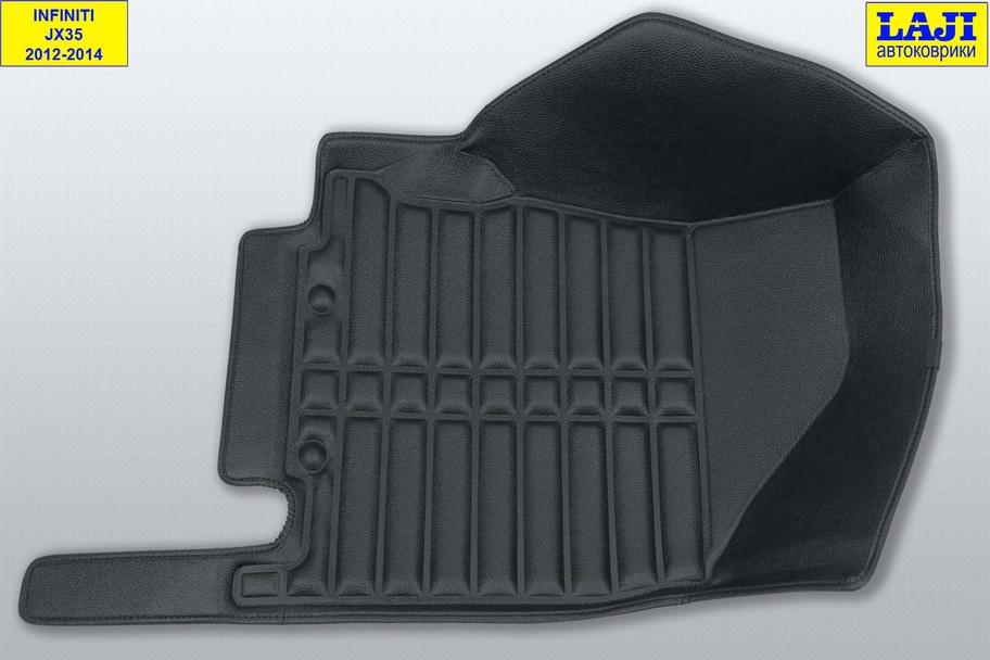 5D коврики в салон Infiniti JX35 2012-2014 4