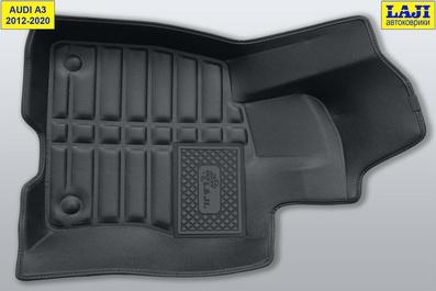 5D коврики для Audi A3 (8V) 2012-2020 2