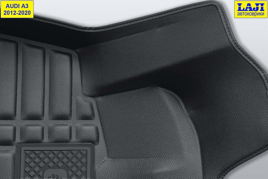 5D коврики для Audi A3 (8V) 2012-2020 6