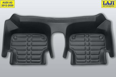 5D коврики для Audi A3 (8V) 2012-2020 9