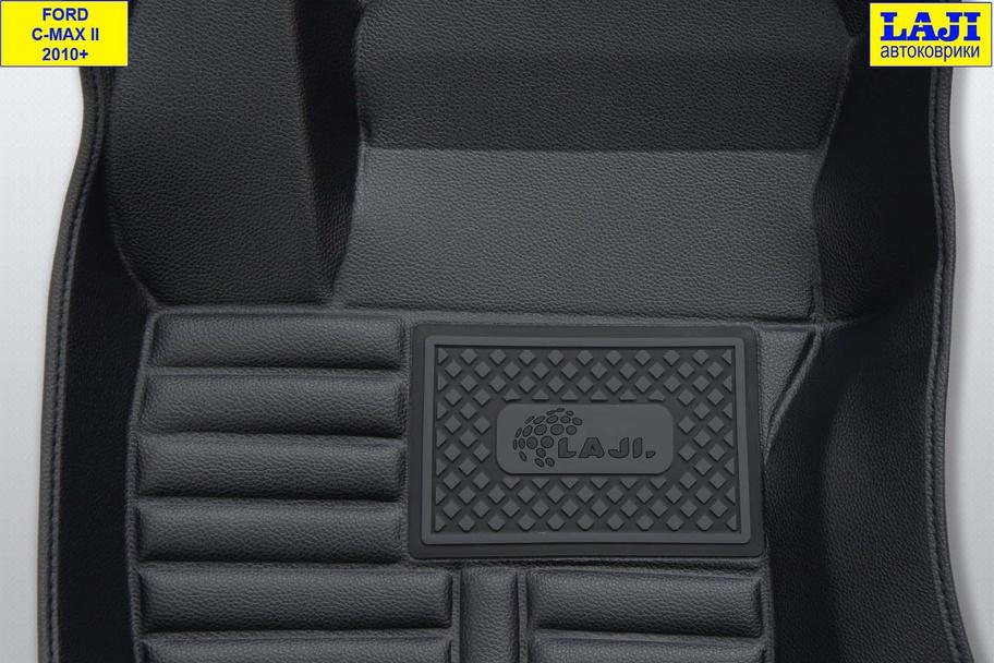 5D коврики в салон Ford C-Max 2010-н.в. 7