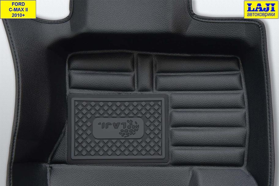 5D коврики в салон Ford C-Max 2010-н.в. 8