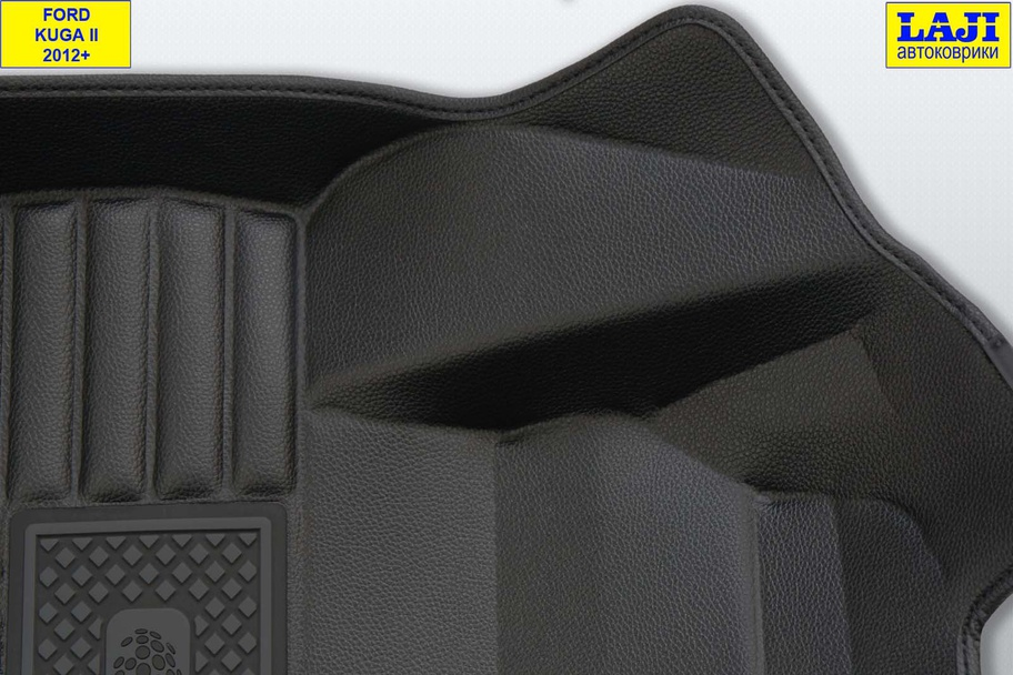 5D коврики в салон Ford Kuga 2012-н.в. 6