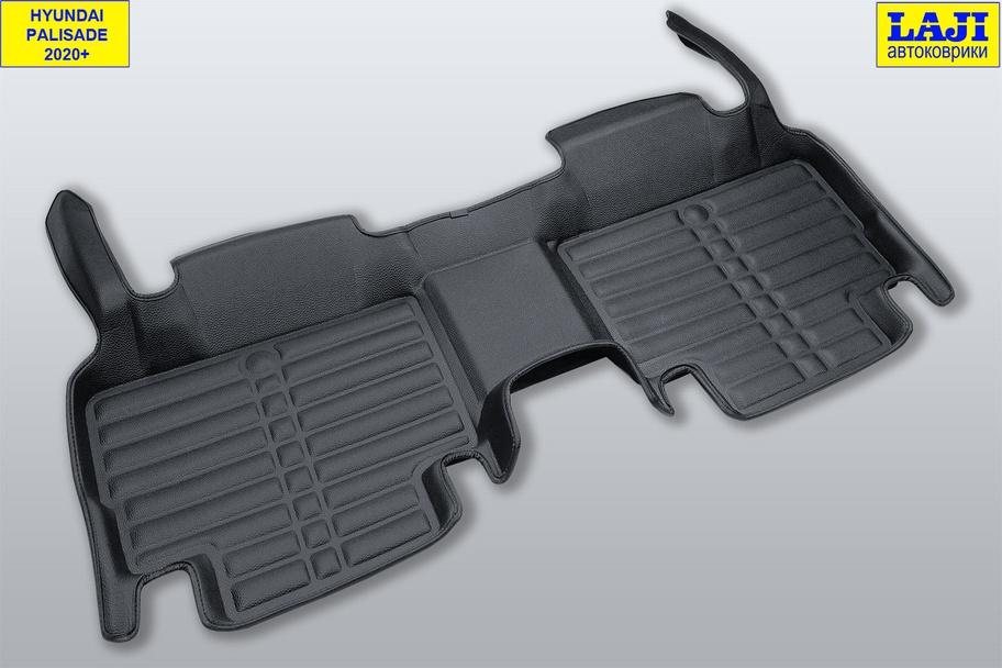 5D коврики в салон Hyundai Palisade 2020-н.в. 10