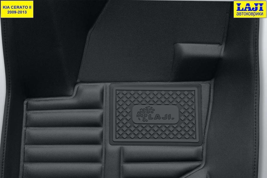 5D коврики в салон KIA Cerato 2 TD 2009-2013 7