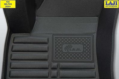 5D коврики в салон KIA Seltos 2020-н.в. 7