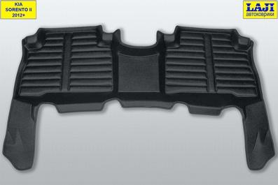 5D коврики в салон KIA Sorento 2 XM 2012-н.в. 10