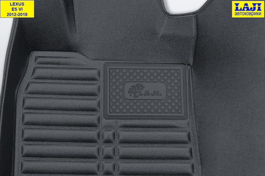 5D коврики в салон Lexus ES VI 2012-2018 7