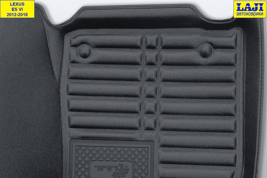 5D коврики в салон Lexus ES VI 2012-2018 8