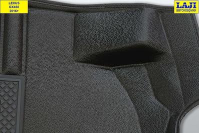5D коврики в салон Lexus GX II 2009-н.в. 6
