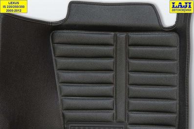 5D коврики в салон Lexus IS 3 2013-н.в. 8