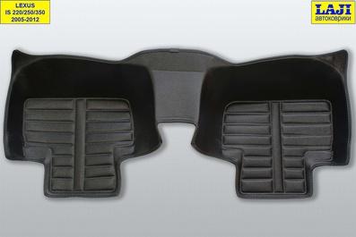 5D коврики в салон Lexus IS 3 2013-н.в. 9