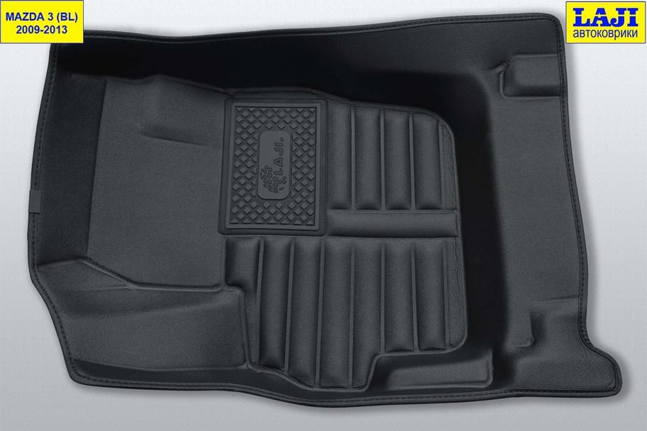 5D коврики в салон Mazda 3 BL 2009-2013 3