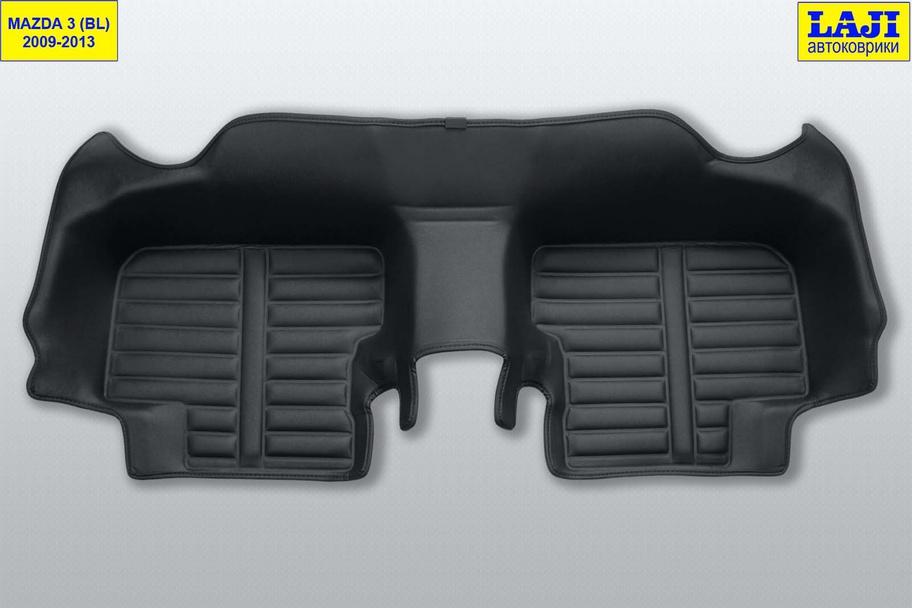 5D коврики в салон Mazda 3 BL 2009-2013 9
