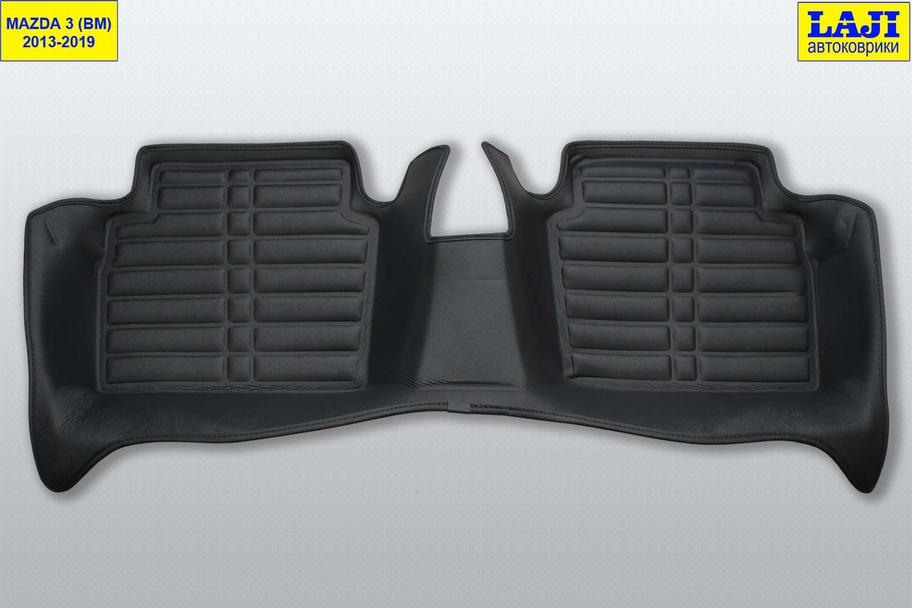 5D коврики в салон Mazda 3 BM 2013-2019 10