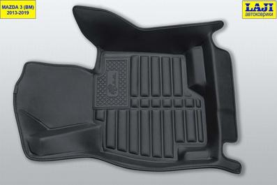 5D коврики в салон Mazda 3 BM 2013-2019 3