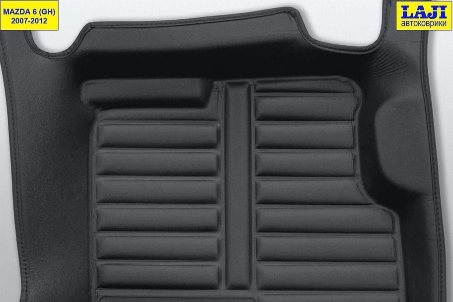 5D коврики в салон Mazda 6 GH 2007-2012 8