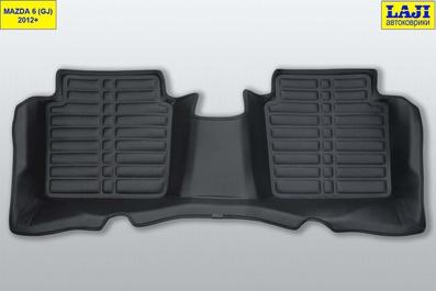 5D коврики в салон Mazda 6 GJ 2012-н.в. 9