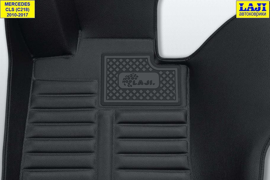 5D коврики в салон Mercedes CLS C218 2010-2017 9