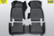5D коврики в салон Mercedes GLA X156 2013-2020 1