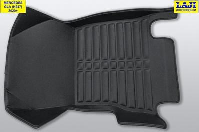 5D коврики в салон Mercedes GLA H247 2020-н.в. 5