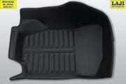 5D коврики в салон Mercedes ML W164 2005-2011 4