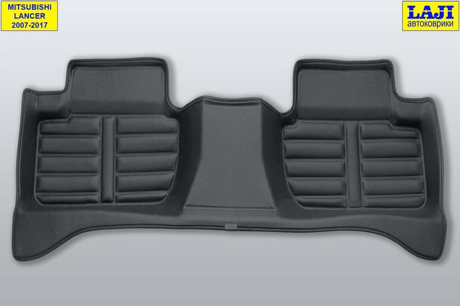 5D коврики в салон Mitsubishi Lancer 2007-2017 10