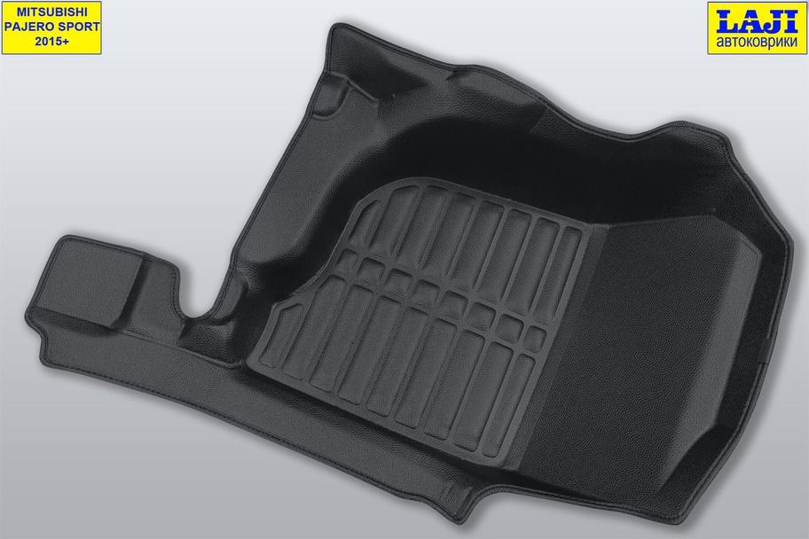 5D коврики в салон Mitsubishi Pajero Sport III 2015-н.в. 4