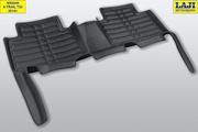 5D коврики в салон Nissan X-Trail 3 T32 2014-н.в. 9