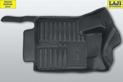 5D коврики в салон NIssan Murano 3 Z52 2014-н.в. 2