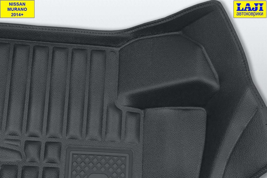 5D коврики в салон NIssan Murano 3 Z52 2014-н.в. 6