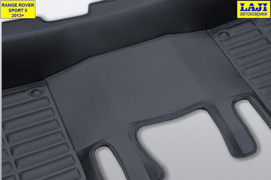 5D коврики в салон Range Rover Sport 2 2013-н.в. 11