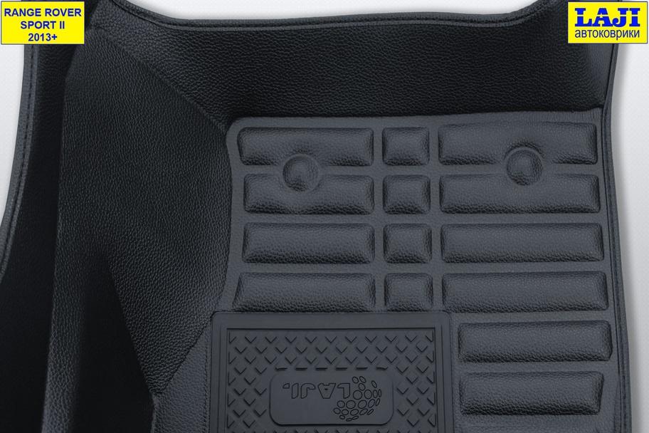 5D коврики в салон Range Rover Sport 2 2013-н.в. 8