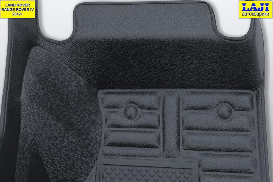 5D коврики в салон Range Rover 4 2012-н.в. 8